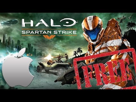 Get  Halo Spartan Strike FREE! No Jailbreak for iPhone, iPad, iPod Touch.