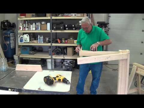 Stackable Saw Horses
