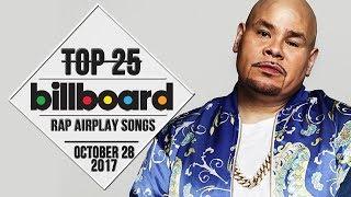 Top 25 • Billboard Rap Songs • October 28, 2017 | Airplay-Charts