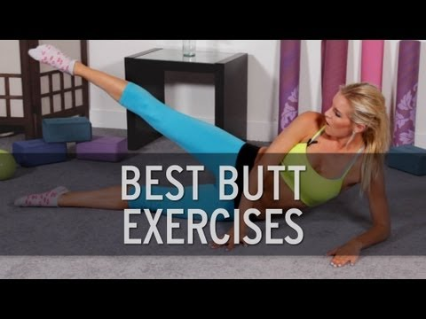 10 Exercises For A Tight Butt