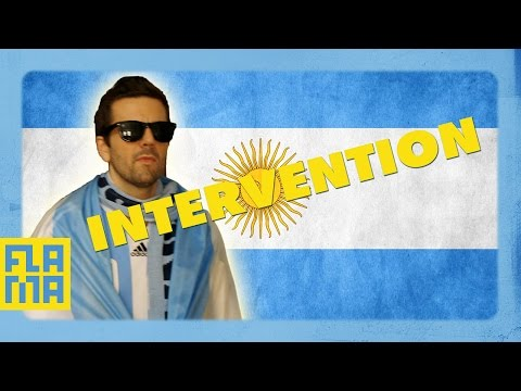 Argentinian Intervention