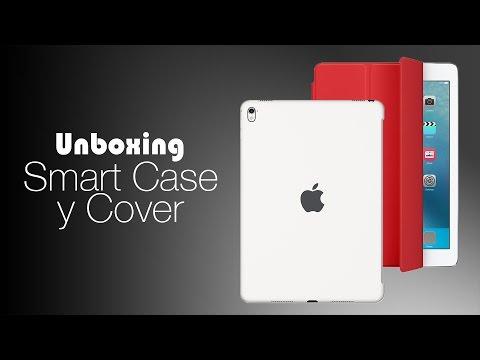 Smart Case y Smart Cover de iPad Pro 9 7'' | Unboxing en Español | 8BitCR