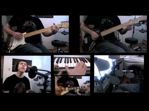 Pink Floyd: Brain Damage/Eclipse full band cover (HD)