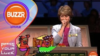 Press Your Luck - These Contestants hit EVERY Whammy possible! | BUZZR