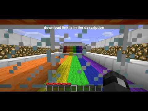 Rainbow Runner *original* with download - Minecraft