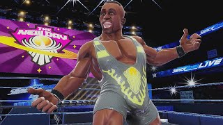 Big E is ready to bring on the WWE Mayhem