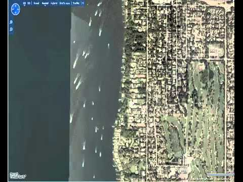live satellite maps