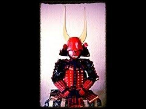 Samurai Armor Project - My Armor Build