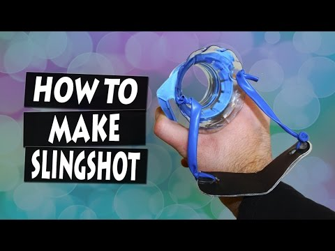 How To Make An Easy Slingshot at Home