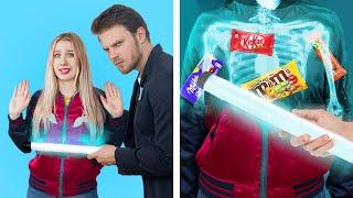 20 Ways to Sneak Snacks into the Movies!