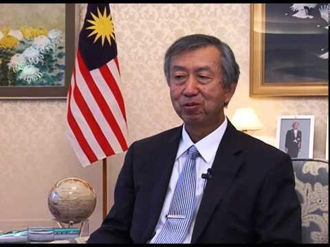 H.E. Dr Makio Miyagawa - Ambassador of Japan to Malaysia