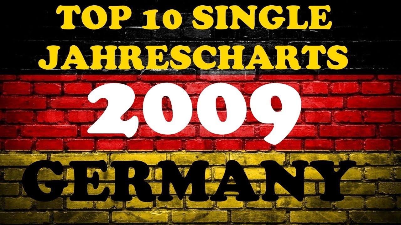 Download TOP 10 Single Jahrescharts Deutschland 2009   Year-End Single Charts Germany   ChartExpress MP3 Gratis