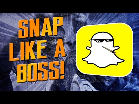 How to change Fonts in Snapchat [Without Root]  | AndroTrix