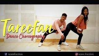 Tareefan Veere Di Wedding Dance Choreography | Sonam Kapoor | Badshah || Team Fraction