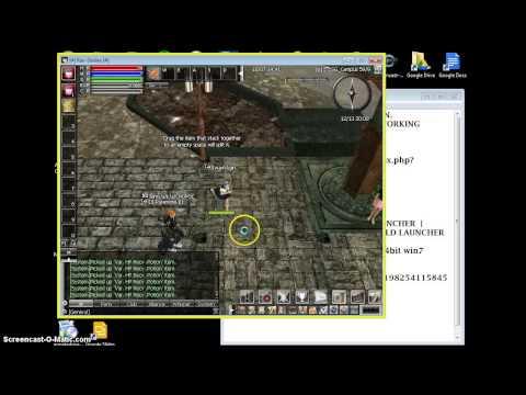 Dual Client 64/bit Win/7 Ran Online PH Launcher 1.0