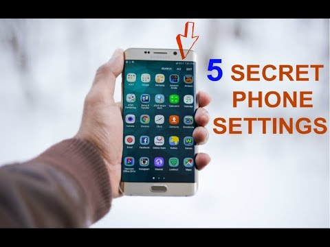 5 Secret Phone Settings You Should Try (ANDROID)