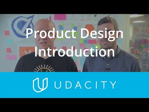 Product Design Course Introduction | Udacity