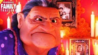 COCO   Clip & Trailer Compilation for Disney Pixar family focused animated movie