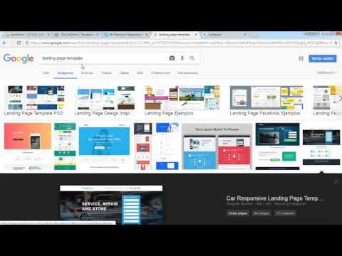 Tutorial como crear un Landing Page con Joomla desde Cero