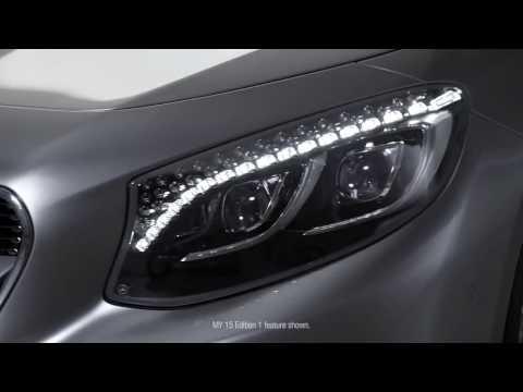 Mercedes Benz S Coupe Video Brochure car battery walmart |  car emoji