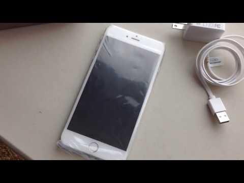Refurbished IPhone 6s Plus Unboxing Amazon
