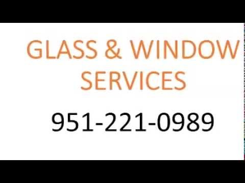 WINDOW | WINDOW REPAIR (951) 221-0989 Window Replacement Services Perris, CA