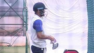 Indian team practice session