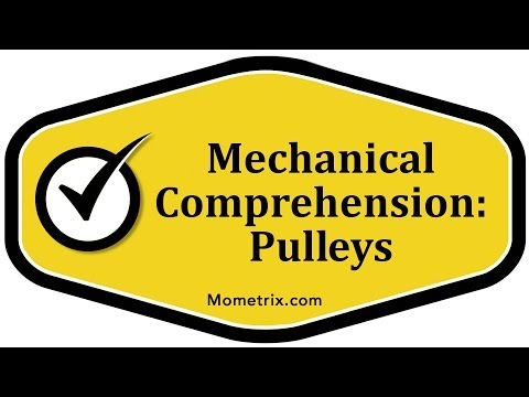 Pulleys - Mechanical Advantage of Simple Machines