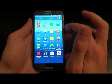 How to flash and ROOT Android 4.3 Jelly Bean - Samsung Galaxy S III I9300 - By TotallydubbedHD