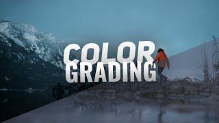 How I COLOR GRADE in Adobe Premiere Pro CC - Lumetri Color Tutorial