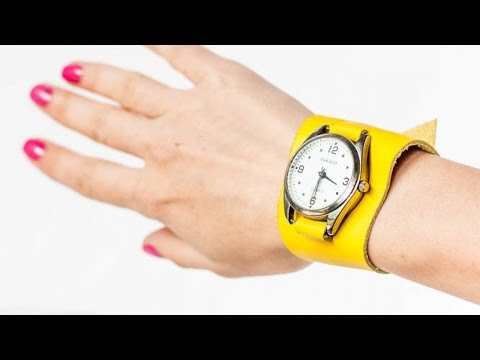 Make a Fun Custom Watch Wristband - Style - Guidecentral