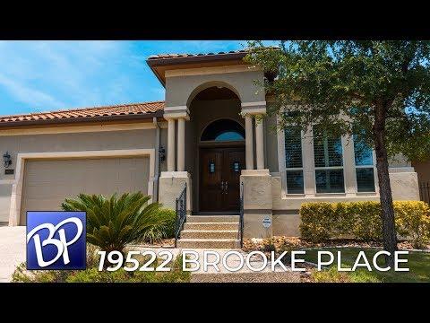 For Sale: 19522 Brooke Place, San Antonio, Texas 78258