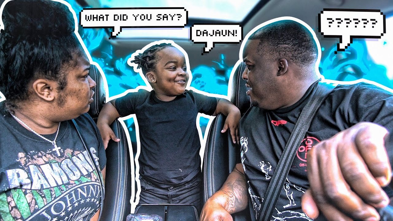 Calling My Parents By Their REAL NAME !!! | CRAZY REACTION !!!