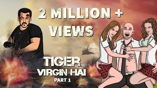 Tiger Zinda Hai Spoof Part 1|| Shudh Desi Endings