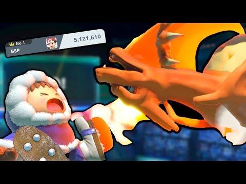 Incineroar OBLITERATES Elite Smash