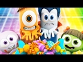 Cartoon Spookiz 45 MINUTE COMPILATION Funny Videos For Kids