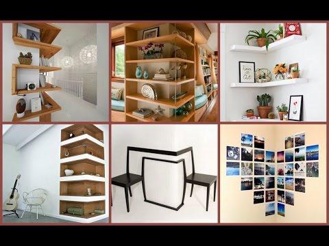34 Corner Wall Decor Ideas, Designs & Pictures- Plan n Design