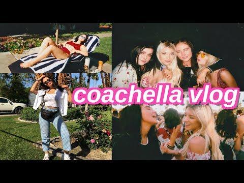 COACHELLA DAY 2 AND 3 VLOG   Beyonce, Eminem, LANY