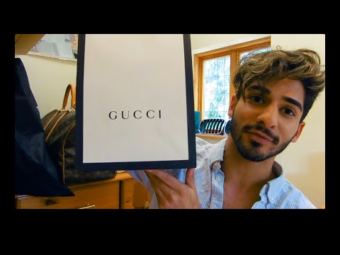 Gucci Unboxing!
