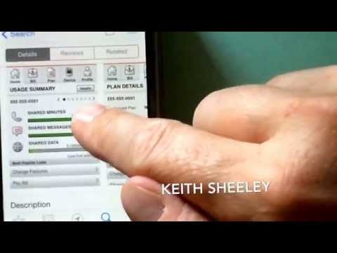 My Verizon Mobile App Review: Reviewed on the iPhone