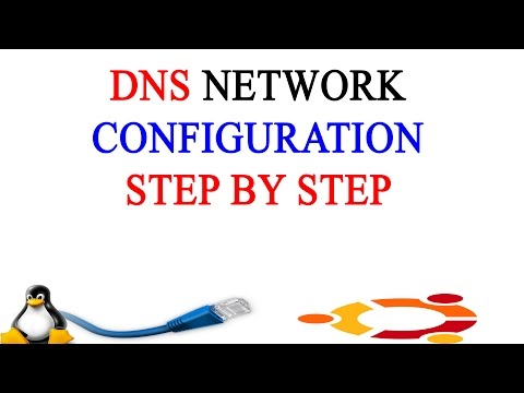 DNS Configuration in Redhat 6 Linux step by step process
