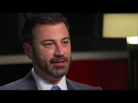 Jimmy Kimmel's serious side