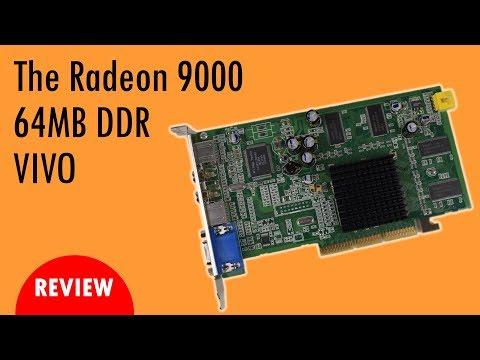 Radeon 9000 64 MB VIVO