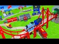 Download  Brio & Thomas and Friends Toy Trains w/ Fire Truck, Toy Vehicles & Wooden Railway Train for Kids MP3,3GP,MP4
