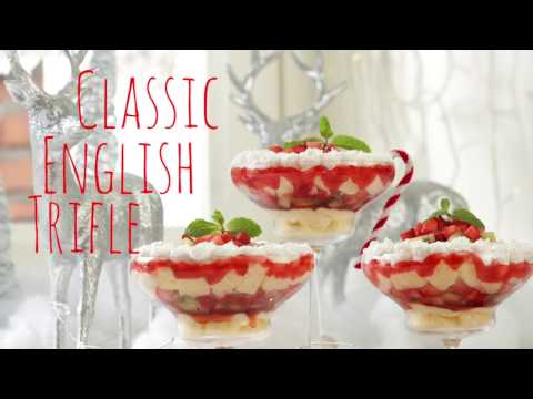 Resep Classic English Trifle