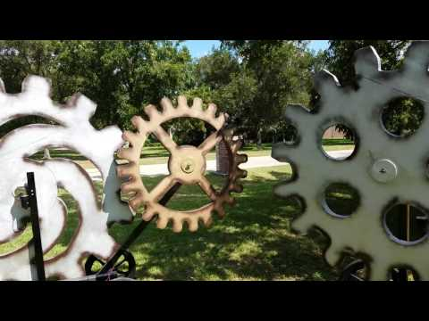 Band Props, gears