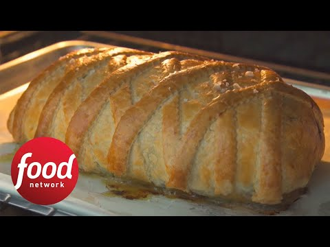 How to Make Holiday Beef Wellington | Food Network