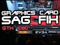 YOUR GRAPHICS CARD SAGGING
