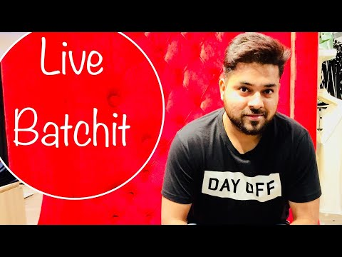 Saturday Live Baatchit 12 May 18