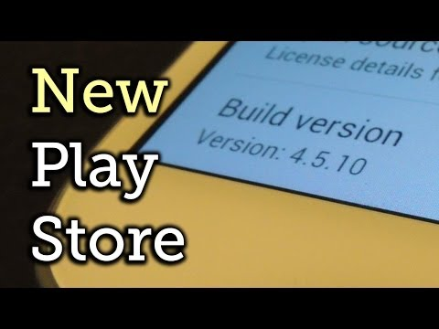 Get the Newest Google Play Store Update (4.5.10) Right Now - Samsung Galaxy S3 [How-To]
